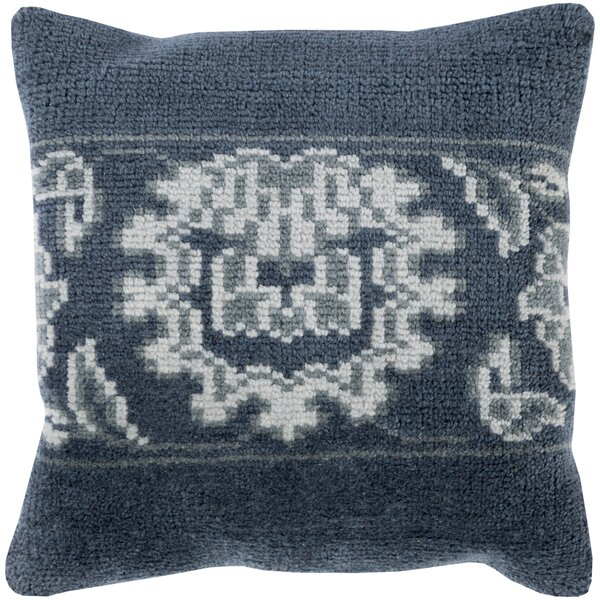 Marlana 100% Wool Throw Pillow Cover by Darby Home Co